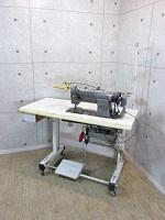 大和市にて SEIKO 工業用ミシン テーブル付き を買取ました