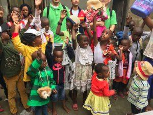 タンザニア子供たち