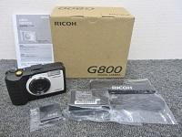 八王子市にて リコー 防水 デジタルカメラ G800を買取ました