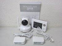 ワイヤレスベビーカメラ BM-LT02を宅配買取致しました