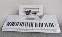 カシオ 電子ピアノ キーボード LK-221