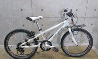 ルイガノ クロスバイク ジュニアバイク LGS-J206