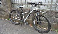 キャノンデール トレイル24 子供用自転車