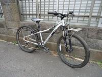 世田谷区にて キャノンデール マウンテンバイク を買取ました