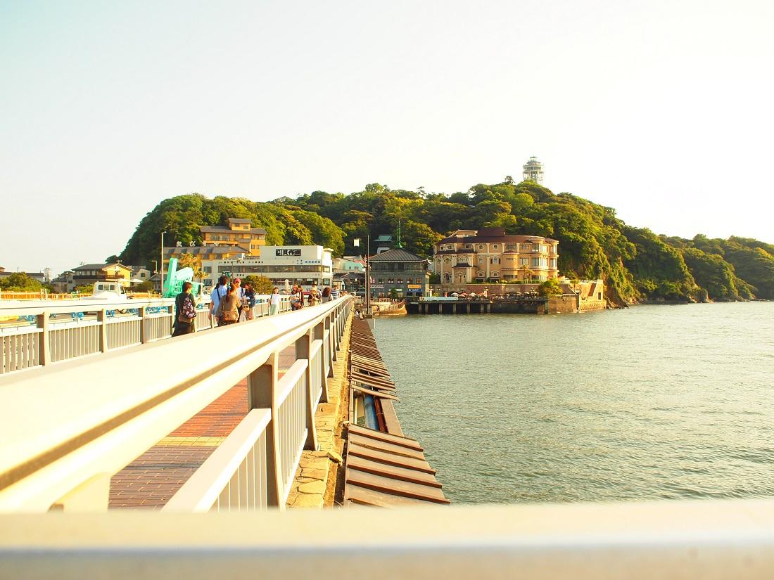 【フォトジェニック探し】自然豊かな江ノ島探索♪