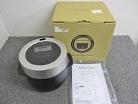 バルミューダ Tha Gohan 電気炊飯器 K03A-BK