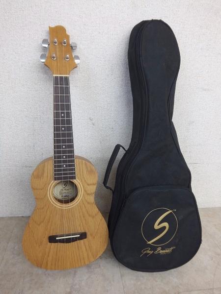 大和市にてSamick製 Greg Mennett コンサートウクレレ UK-60を店頭買取しました