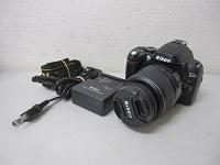 世田谷区にて ニコン 一眼レフカメラ D40 を買取ました