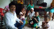 タンザニアの子供たち