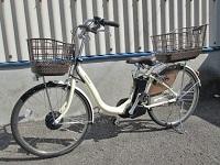 八王子市にて ブリヂストン DA-I 電動自転車 を買取ました