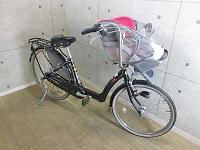 ブリヂストン アンジェリーノ ポッシュ 子供載せ自転車