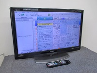 シャープ 液晶テレビ LC-32R5
