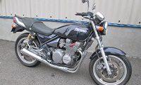 カワサキ ZEPHYR ゼファー オートバイ車体 ZR400C