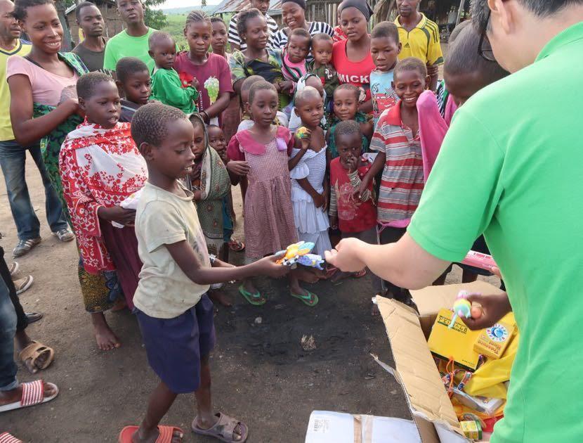 タンザニアの人々3