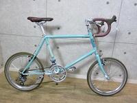 世田谷区にて ブルーノ ミニベロ 自転車 を買取ました