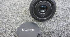 パナソニック LUMIX H-H020 交換レン