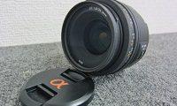 SONY カメラレンズ DT 35mm F1.8 SAM SAL35F18