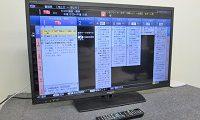 シャープ AQUOS 液晶テレビ LC-32H11
