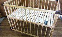 ファルスカ 3way ベッドサイドベッドシリーズ ベビーベッド