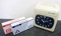 AMANO タイムカード レコーダー BX2000 タイムカード