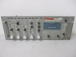 Vestax PMC26 ミキサー MIXING CONTROLLER