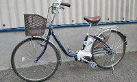 パナソニック 電動アシスト自転車 ViViDX