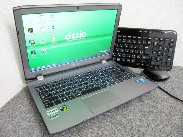 大和市にてo'zzio製ゲーミングPC GT74710SGS W230SSを出張買取しました