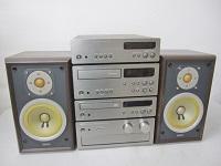 ヤマハ システムコンポ CDX-10 AX-10 KX-10 TX-10