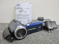世田谷区にて JVC ビデオカメラ GZ-R70-Aを買取ました