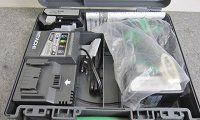 日立工機 コードレスインパクトドライバ WH18DKL
