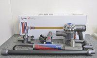 ダイソン サイクロン式掃除機 コードレスクリーナー DC74