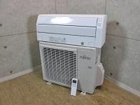 2fd4484448 旭区にて 富士通 エアコン AS-C28F-W を買取ました - リサイクルショップ ...