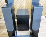 ONKYO ホームシアター スピーカー HTS-C10 HTS-SR10 HTS-F10
