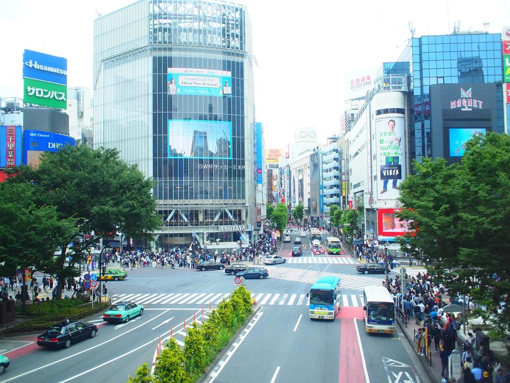 【フォトジェニック探し】渋谷を回ってきました♪