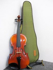 JOSEF JAN DVORAK バイオリン 4/4 ケース付き