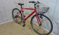 あさひ OFFICE PRESS トレッキング 430mm 自転車