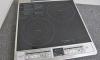 日立 IHクッキングヒーター IHコンロ HT-40