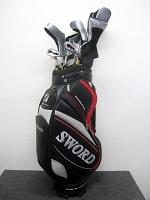 カタナ SWORD ゴルフクラブセット 13本 ATC 589-α FLEXR
