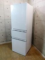 三菱 冷凍冷蔵庫 MR-CX33A-W