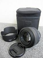 大和市にて SIGMA カメラレンズ EX 30mm を買取ました