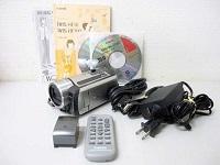 キヤノン フルHD iVIS HF10 デジタルビデオカメラ