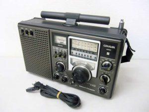 パナソニック クーガー トランジスタラジオ RF-2200