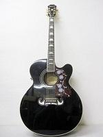 厚木市にて エピフォン ギター EJ-200SCE を買取ました