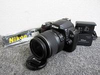 大和市にて ニコン D40 ボディ DX AF-S を買取ました