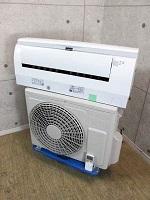 横浜市泉区にて 日立 エアコン RAS-WBK22F を買取ました