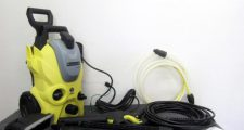 ケルヒャー 家庭用高圧洗浄機 K3 サイレント ベランダクリーナー