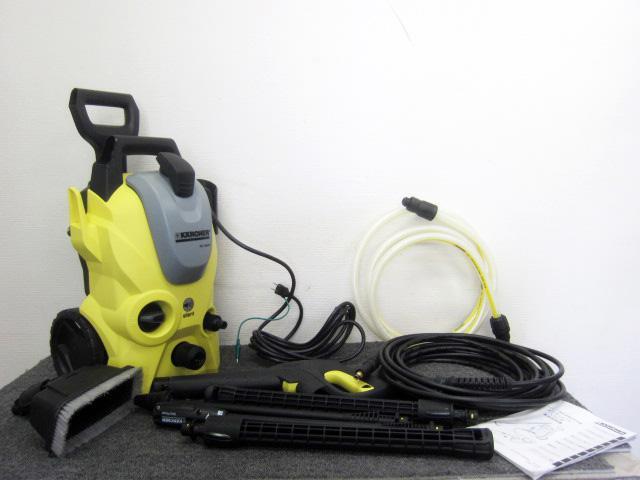 昭島市にてケルヒャー製 家庭用高圧洗浄機 K3 サイレント を出張買取しました
