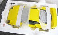 京商 F40 フェラーリ No.08602Y イエロー