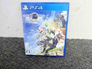 バンダイ PS4用ソフト ソードアート・オンライン ーホロウ・リアリゼーション-