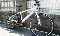 パナソニック JETTER 電動アシスト自転車 BE-ENHC544S